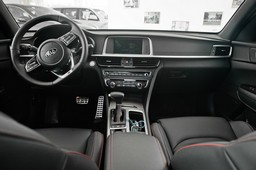 KIA Optima New GT Line -   242